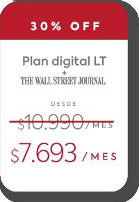 Plan digital LT + The Wall Street Journal