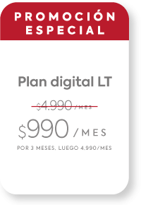 Plan digital LT