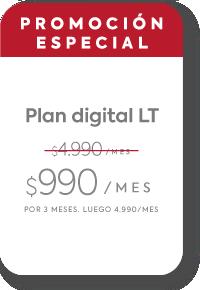 Plan digital LT