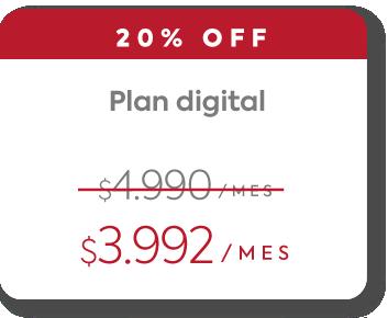 Alianza 20%